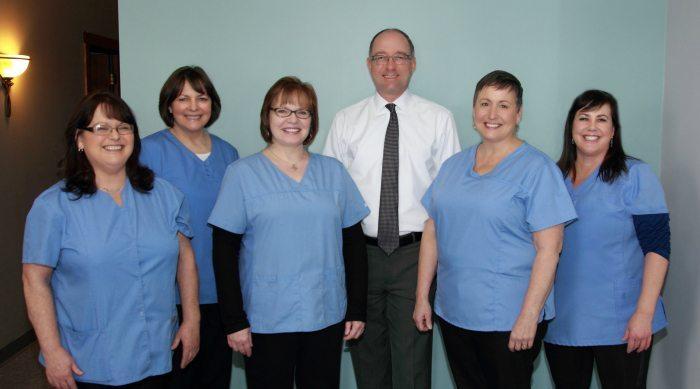 Hartville Health & Wellness Staff Photo 2017