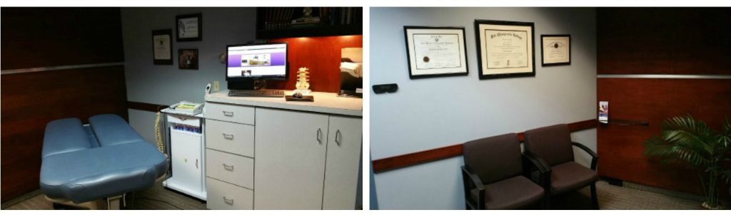 Weisel Waiting & Treatments Rooms